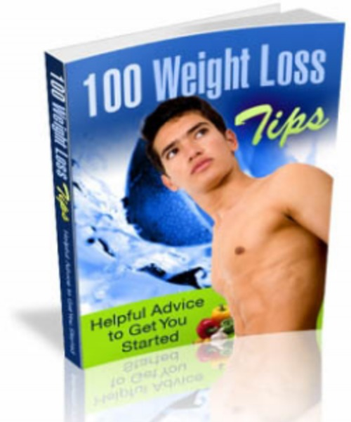 Product picture 100 Weight Loss Tips