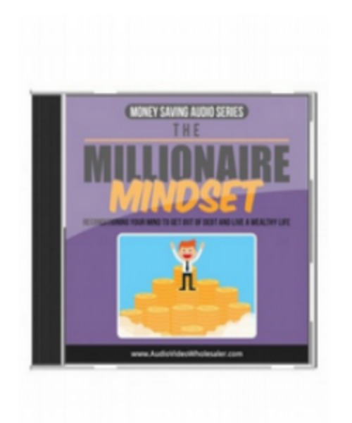 Product picture The Millionaire Mindset